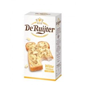 Буттербродный топпинг De Ruijter Шоколадные хлопья, белый шоколад фото