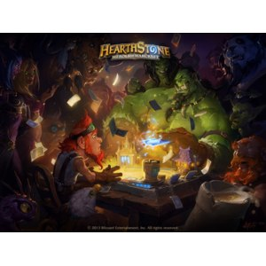 HEARTHSTONE heroes of Warcraft фото
