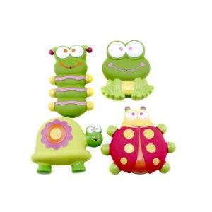 Курносики набор игрушек-брызгалок для ванны Обитатели цветов фото