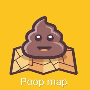 Компьютерная программа Poop map фото