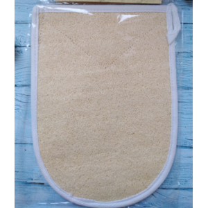 Губка-пилинг для тела Beautylogia Body care luffa mitt фото