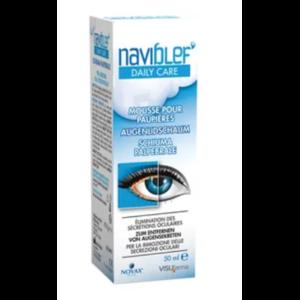 Пена для век Novax Pharma Naviblef Daily Care фото