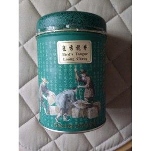 Зеленый чай Ying kee tea house Birds tongue loong cheng фото