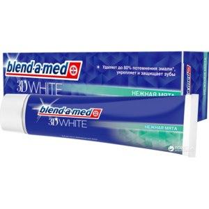 Зубная паста Blend-a-Med 3D White Нежная мята фото