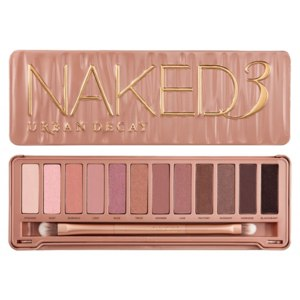 Тени для век Aliexpress Naked 3 Eyeshadow Palette фото
