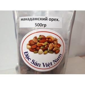 Орехи Dac San Viet Nam Макадамия фото