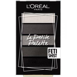 "Палетка теней для век L'Oreal Paris ""La Petite Palette"" фото"