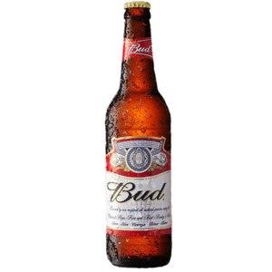 Пиво BUD  фото