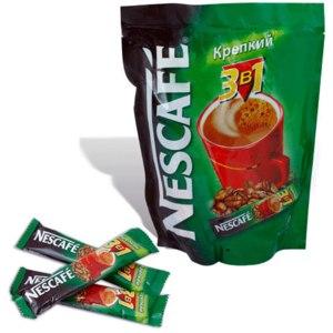 Кофе Nescafe 3 в 1 Крепкий фото
