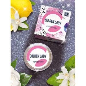 Царство ароматов Твёрдые духи-эспри Golden lady фото