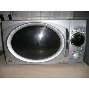 Микроволновая печь LG МН-6352FS фото