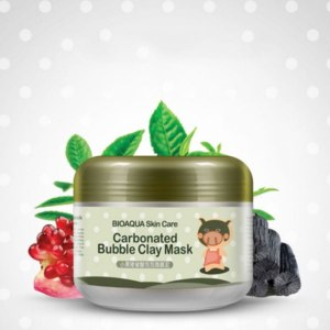 Маска для лица Aliexpress Oxygen politicaland mud mask deep clean and clear whitening moisturizing Bioaqua фото