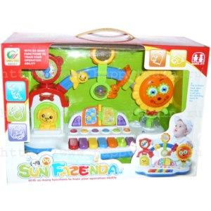 Sun Fazenda Развивающая игрушка с пианино фото