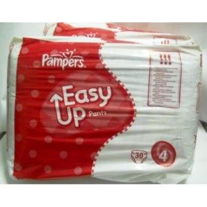 Подгузники Pampers Easy Up pants №4 фото