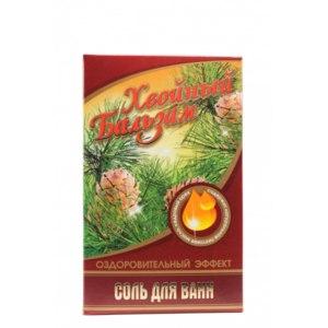 Соль для ванн НБТ-Сибирь Хвойный бальзам  фото