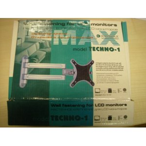 Настенное крепление для телевизора LCD Monitor Kromax Techno-1 фото