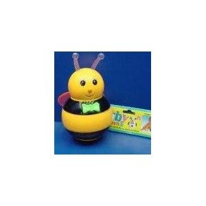 Baby Toys Неваляшка Пчелка фото