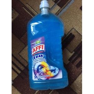 Гель для стирки AFFI Универсальный жидкий порошок фото