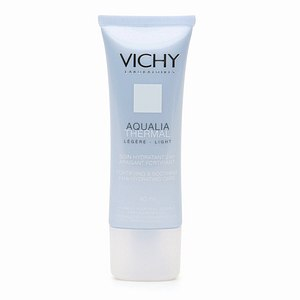 Увлажняющий крем для лица Vichy Aqualia thermal Paraben free - Light  24 Hr  Hydrating care фото
