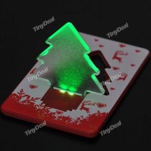 Aliexpress. Multi-Color Pocket LED Card Lamp Bulb Christmas Tree Light фото