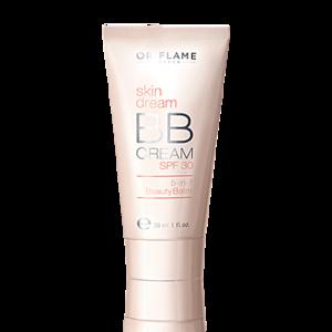 ВВ крем Oriflame Skin Dream BB Cream SPF 30 Многофункциональный увлажняющий крем-тон 5-в-1 «Бальзам безупречности» фото