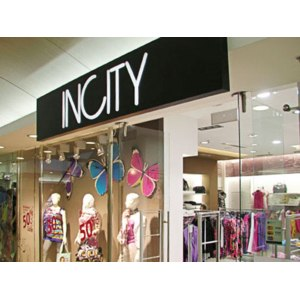 Incity, Сеть магазинов фото