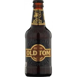 Пиво Old Tom Chocolate фото