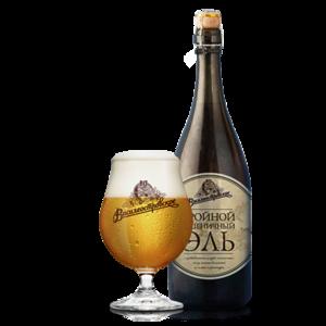Пиво Василеостровское Тройной Пшеничный Эль фото