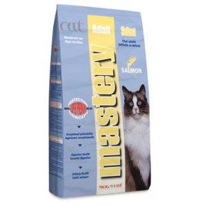 Корм для кошек Mastery Adult cat с лососем фото