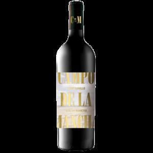Вино красное сухое Ла Манча Campo de la mancha ( Испания) фото