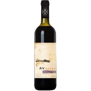 Вино красное сухое Alma Valley Av Cuvee фото