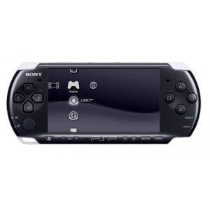 Игровая приставка Sony PSP 3008 портативная фото