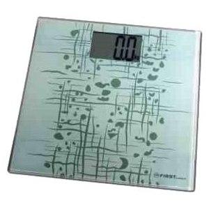 Напольные весы First 8016 электронные   фото