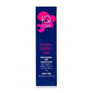 Краска для волос IQ CODE GLOSS AND ENERGY LINE фото