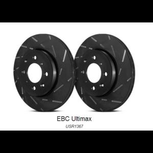 Тормозные диски EBC BRAKES EBC Ultimax USR1367 фото