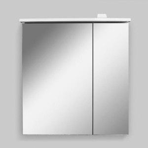 Зеркальный шкаф с подсветкой AM.PM Spirit M70AMCX0601WG фото