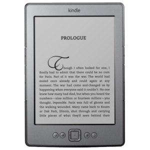 Электронная книга Amazon  Kindle 4 Wi-Fi фото