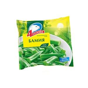 Овощи замороженные 4 сезона Бамия фото