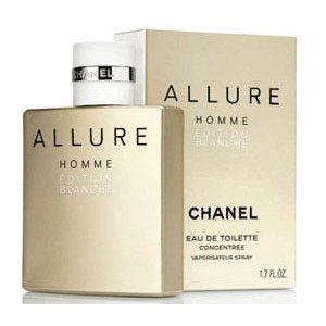 Chanel  Allure Homme Edition Blanche фото