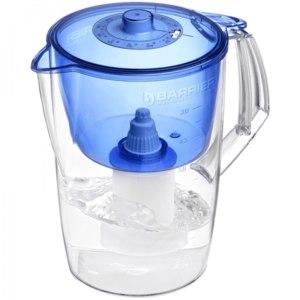 Фильтр-кувшин для очистки воды Барьер Гамма артикул 158973 фото