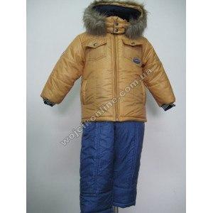 Зимний комплект куртка+п/комбез WOJCIK FOX'S MATTERS фото