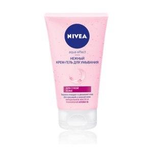 Нежный Крем-Гель Для Умывания NIVEA для сухой кожи фото