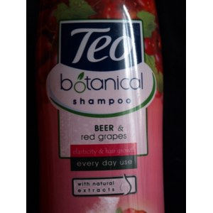 Шампунь Teo  Botanical Shampoo (Beer & Red Grapes)  фото