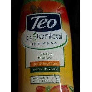 Шампунь Тео Botanical Shampoo (Egg & Mango)  фото