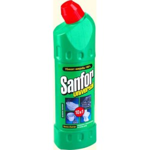 Чистящее средство Sanfor UNIVERSAL фото