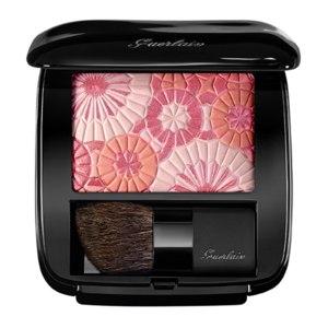 Румяна Guerlain  Blush Eclat Limited Edition Spring 2010 Cherry Blossom фото