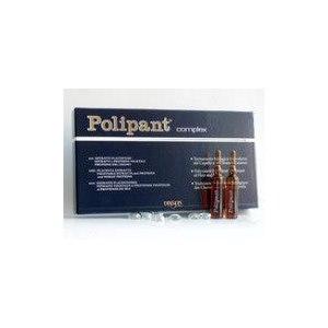 Ампулы для волос Dikson POLIPANT COMPLEX от выпадения и для стимуляции роста фото