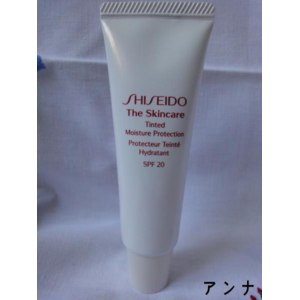 Увлажняющий крем с тональным эффектом Shiseido The Skincare Tinted Moisture Protection SPF 20 фото