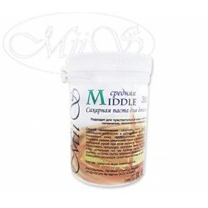 Сахарная паста для шугаринга Miis Middle Средняя  фото