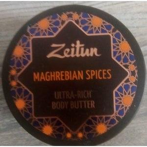 Крем-масло для тела Зейтун Maghrebian spices ultra-rich body butter фото